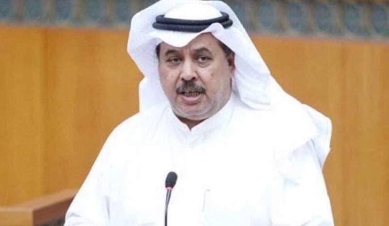 النائب الكويتي خلف دميثر العنازي