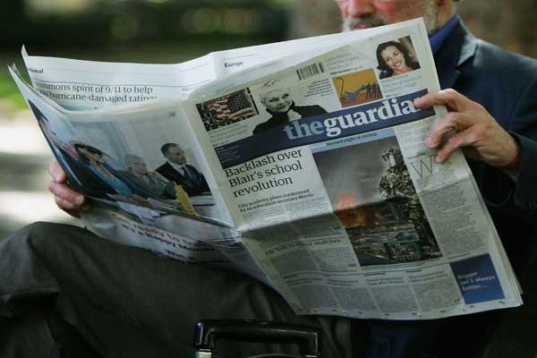 تحتاج الديمقراطية السليمة صحافة عالية الجودة كي تزدهر