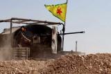 قوات سوريا الديموقراطية تعلن محاصرتها داعش في نصف كيلومتر مربع