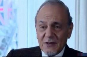 تركي الفيصل خلال مقابلته مع القناة 13 الإسرائيلية