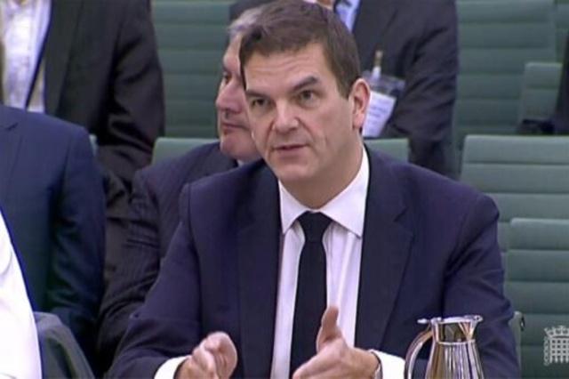 أولي روبنز يتحدث في مجلس العموم البريطاني