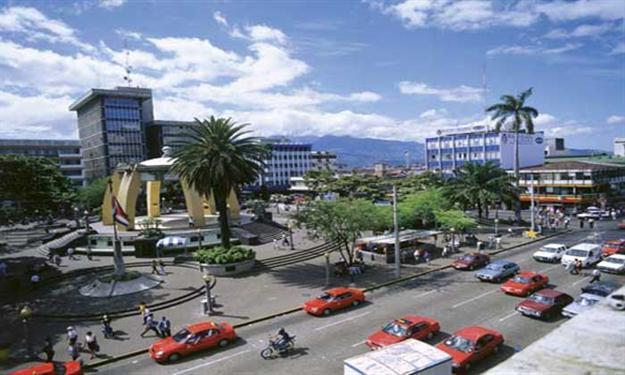 عاصمة كوستاريكا - أرشيفية