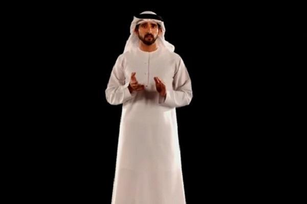 الشيخ حمدان بن محمد بن راشد