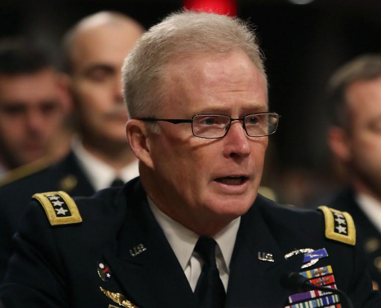 قائد القوات الخاصة الأميركية الجنرال ريموند توماس