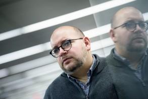 جيسون رضايان مراسل صحيفة واشنطن بوست في طهران