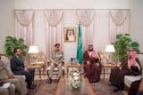 الأمير محمد بن سلمان يلتقي كبار الشخصيات في إسلام آباد