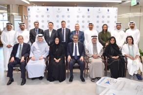 مجلس إدارة جائزة الصحافة العربية برئاسة ضياء رشوان