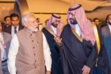 الأمير محمد بن سلمان يصل إلى الهند