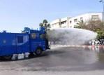 الحكومة المغربية تعلق على فض احتجاجات أساتذة التعاقد