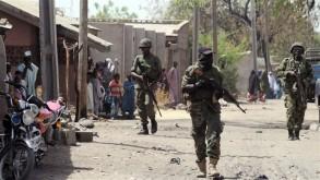 أكثر من 500 عسكري تشادي يدخلون نيجيريا في إطار مكافحة بوكو حرام