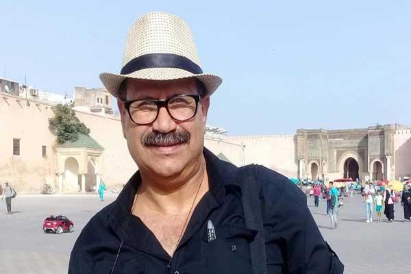 الكاتب المغربي أحمد الكبيري