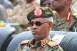 الرئيس السوداني يعيّن عوض إبن عوف نائبا أول له