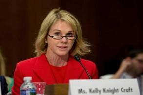 مرشحة ترمب لشغل منصب سفيرة واشنطن لدى الأمم المتحدة كيلي كرافت