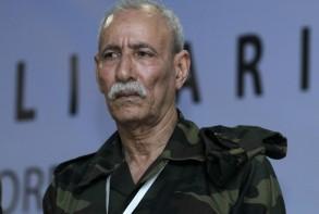 ابراهيم غالي الأمين العام لجبهة بوليساريو