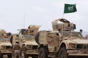 يقع مقر قوات درع الجزيرة المشتركة في السعودية في مدينة الملك خالد العسكرية