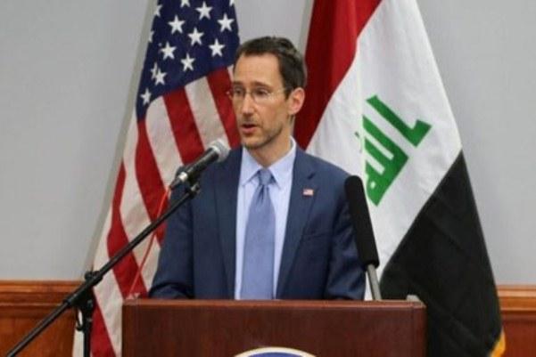 القائم بأعمال السفارة الاميركية جوي هود