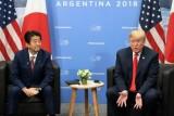 رئيس الوزراء الياباني يرفض أن ينفي ترشيحه ترمب لنوبل للسلام