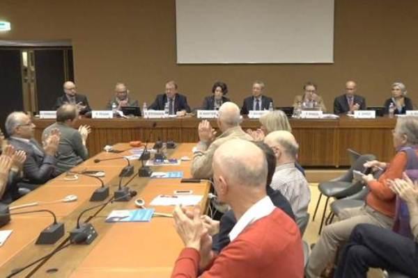 ندوة المنظمات الدولية في جنيف عن انتهاكات حقوق الإنسان في إيران