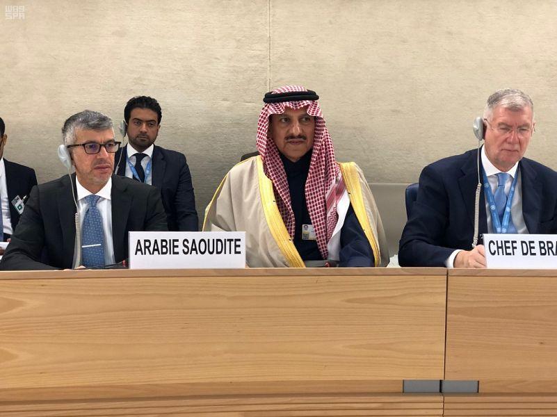 رئيس هيئة حقوق الإنسان السعودية بندر العيبان