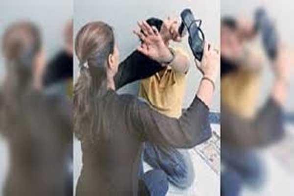 أزمة بسبب ظاهرة عنف الزوجة تجاه زوجها