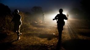 جنود إثيوبيون من قوة حفظ السلام في أبيي يقومون بدورية ليل 16 كانون الأول/ديسمبر 2016 جنود إثيوبيون من قوة حفظ السلام في أبيي يقومون بدورية ليل 16 كانون الأول/ديسمبر 2016 ا ف ب/ارشيف