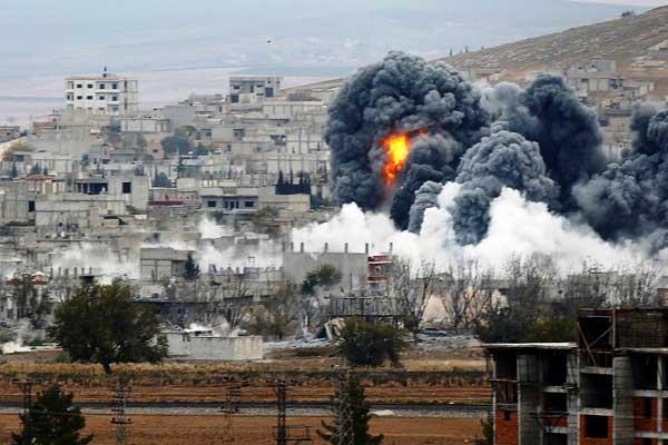 قصف عنيف يستهدف محافظة إدلب