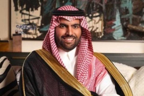 وزير الثقافة الأمير بدر بن فرحان