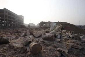 انفجار في مصنع للكيماويات في الصين - أرشيفية