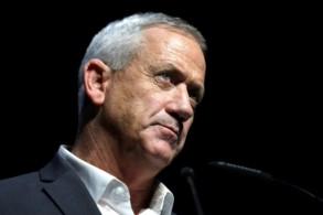 بيني غانتس رئيس أركان الجيش الإسرائيلي السابق والخصم الرئيسي لنتانياهو في انتخابات أبريل المقبلة