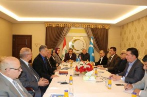 ممثلو الأحزاب والقوى التركمانية في محافظة كركوك