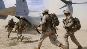 مناورات عسكرية مغربية أميركية سابقة