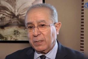 رمطان لعمامرة - وكالة الأنباء الجزائرية