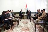 بغداد تطلب دعمًا أميركيًا لإنهاء بقايا داعش وتدريب قواتها