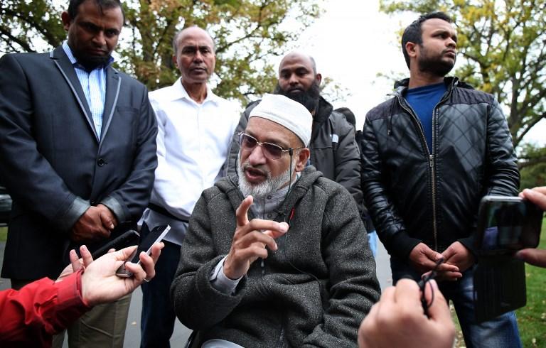 فريد أحمد زوج احدى ضحايا الهجوم على المسجدين