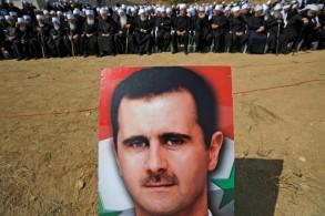 صورة من ارشيف 6 تشرين الأول/أكتوبر 2018 خلال فعالية احياء ذكرى حرب تشرين/أكتوبر في مجدل شمس بالجولان المحتل