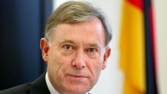 هورست كولر الرئيس الألماني السابق