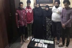 المتهمون بقتل المواطن الكويتي