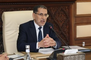 سعد الدين العثماني رئيس الحكومة المغربية