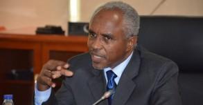 سعد الدين حسين البشرى وزير الدولة السوداني بوزارة النفط والغاز