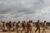 استنفار عراقي على حدود سوريا وإغلاق المنطقة المقابلة للباغوز
