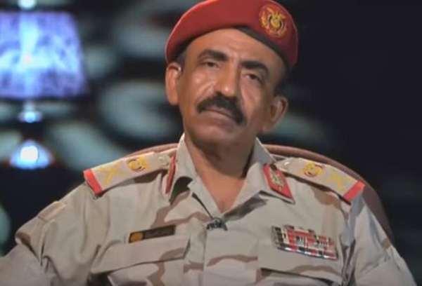 مساعد وزير الدفاع اليمني عبد القادر العمودي