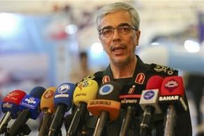 رئيس هيئة الأركان العامة للقوات الإيرانية محمد باقري47