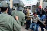 تنسيقية المكفوفين بالمغرب توضح بشأن محاولة انتحار جماعي لأعضائها