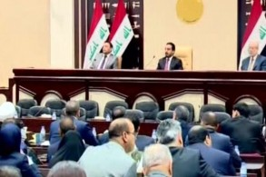 مجلس النواب العراقي منعقدا لمناقشة قوانين جديدة معروضة عليه