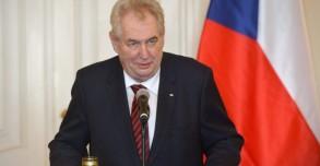 الرئيس التشيكي يتهم تركيا بانها