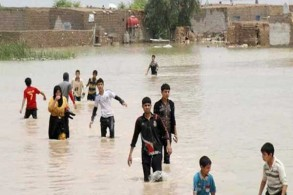 سيول الأمطار في العراق