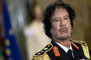 الزعيم الليبي الراحل العقيد معمّر القذافي