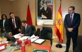 المغرب وإسبانيا يوقعان مذكرة تفاهم لتعزيز التعاون القضائي بين المملكتين