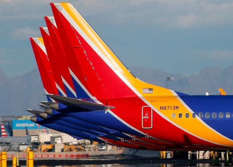 طائرات بوينغ 737 ماكس 8 تابعة لشركة