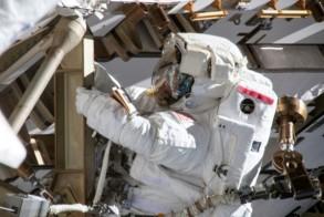 رائدة الفضاء الأميركية آن ماكلين